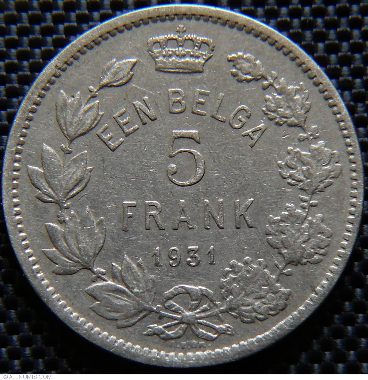 frank coins