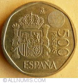 Image #1 of 500 Pesetas 1999