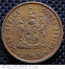 Image #2 of 1 Cent 1983