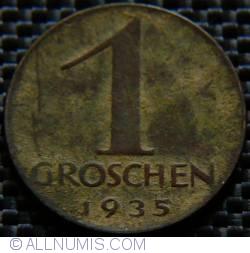 Image #1 of 1 Groschen 1935