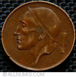 Image #2 of 50 Centimes 1952 Belgique