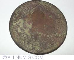 Image #2 of 30 Kreuzer 1807 E