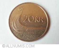 Image #1 of 20 Kroner 2002