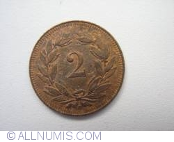 Image #2 of 2 Rappen 1914