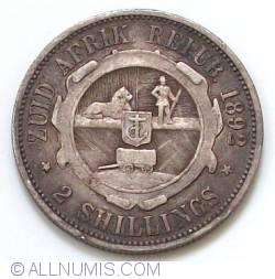 Image #2 of 2 Shilling 1892