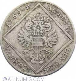 Image #2 of 30  Kreuzer 1769