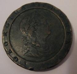 Imaginea #2 a Twopence 1797