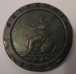 Imaginea #1 a Twopence 1797