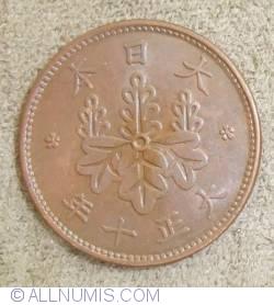 1 Sen 1921 (Year 10 - 十)