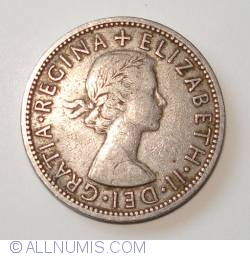 Image #2 of 1 Florin 1955