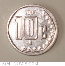 Image #1 of 10 Centavos 2004