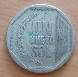 Image #1 of 1 Nuevo Sol 1999