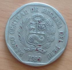 Image #2 of 1 Nuevo Sol 1999