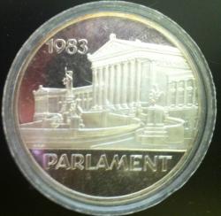 Image #2 of 500 Schilling 1983 - Parliament Building