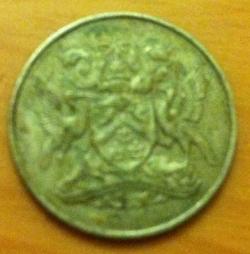 Imaginea #2 a 25 Cents 1966