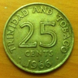 25 Cents 1966