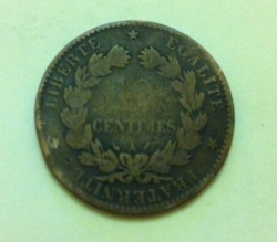 Image #1 of 10 Centimes 1885 A