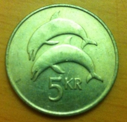 Image #1 of 5 Kronur 1992