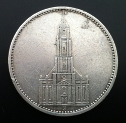 Image #2 of 5 Reichsmark 1934 E