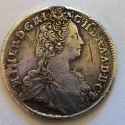 Imaginea #2 a 15 Krajczar 1748