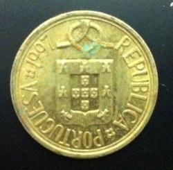 Imaginea #2 a 5 Escudos 1997