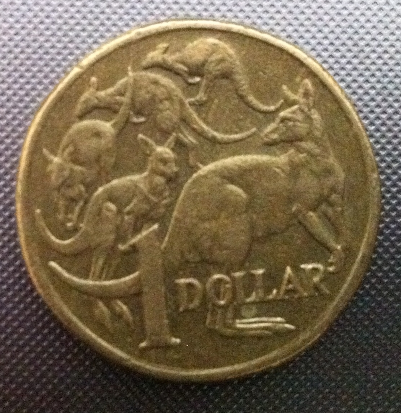 1 Dollar 2006 Elizabeth Ii 1952 Present Australia