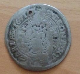 Image #2 of 6 Krajczar 1671 KB