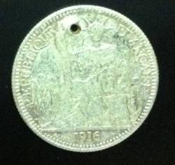 Imaginea #2 a 10 Centimes 1916