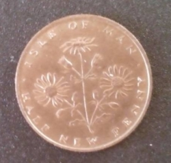 Image #1 of 1/2 new penny 1971