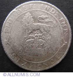Sixpence 1923