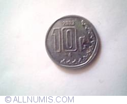 10 Centavos 2003