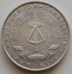 Image #2 of 5 Pfennig 1968 A
