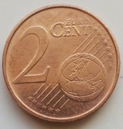 Imaginea #1 a 2 Euro Centi 2002
