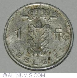 Image #1 of 1 Franc 1981 (België)
