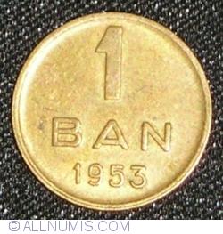 Imaginea #2 a 1 Ban 1953