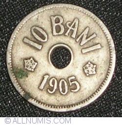 10 Bani 1905