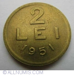 Image #2 of 2 Lei 1951