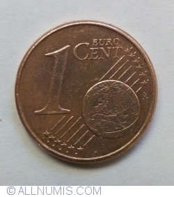 Image #1 of 1 Euro Cent 2000