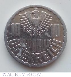 10 Groschen 1985