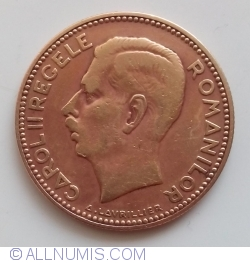 Image #2 of 20 Lei 1930 Royal Mint - London
