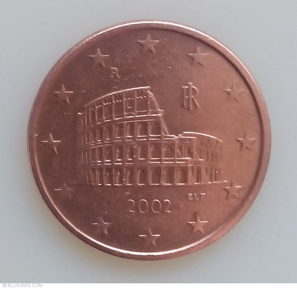 5 cent euro coin worth