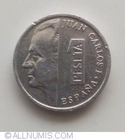 Image #1 of 1 Peseta 1992