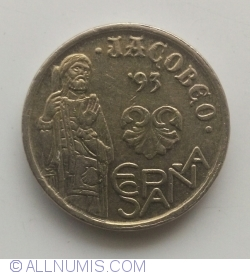 Image #2 of 5 Pesetas 1993