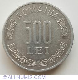 Image #1 of 500 Lei 2000