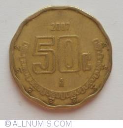 Image #1 of 50 Centavos 2007