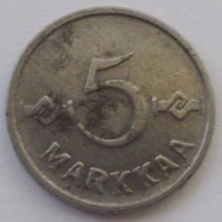 5 Markaa 1953