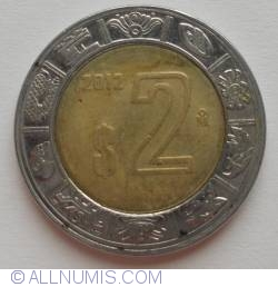 2 Pesos 2012