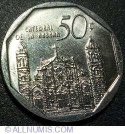 50 Centavos 2018