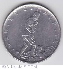 Image #2 of 2-1/2 Lira 1977