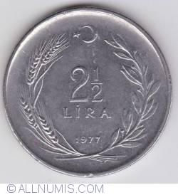 Image #1 of 2-1/2 Lira 1977
